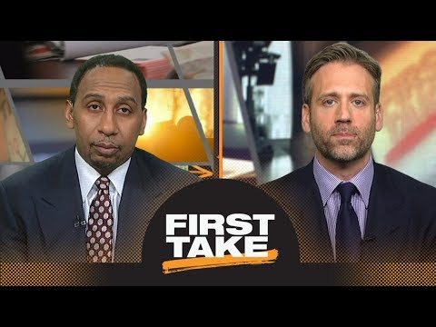 Stephen A. disagrees with Max on NBA All-Star Slam Dunk contest: It didn't move me   First Take   ES