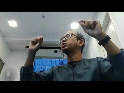 #IslamPenang Kematian Dan Perjalanannya Oleh Ustaz Wanji Wan Hussin
