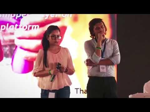 BeckFriends.com pitch at Mumbai Startup Fest '18
