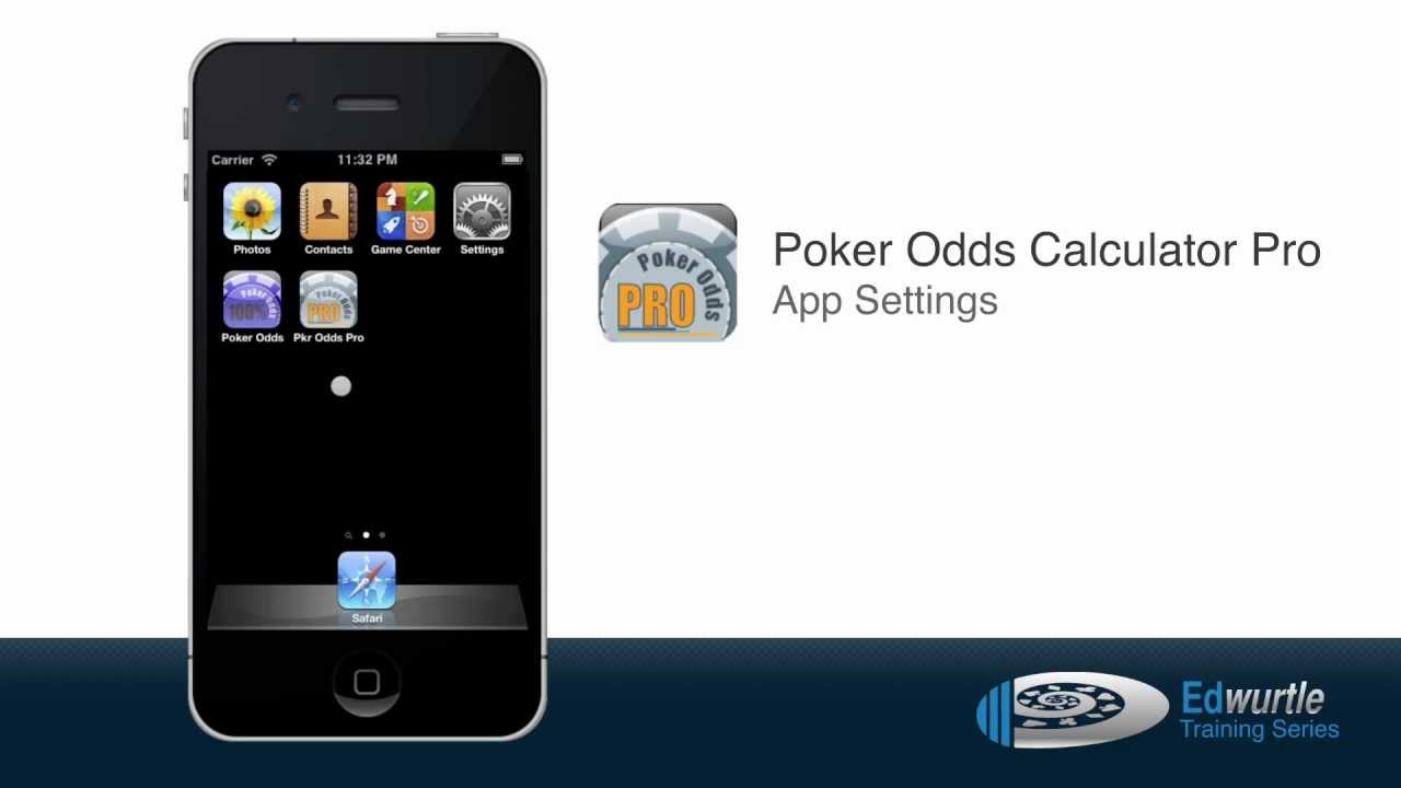 Odds Calculator App