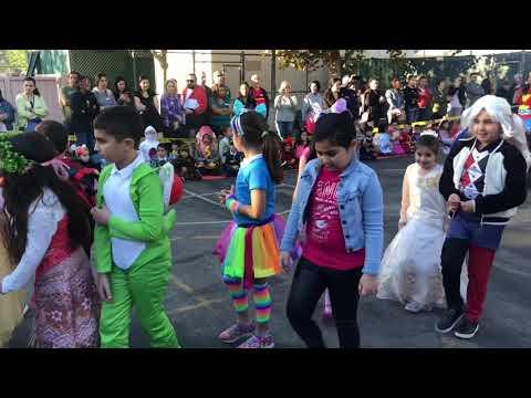 Ararat Charter School 2018 Halloween Party