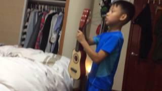 Crazy gitar man