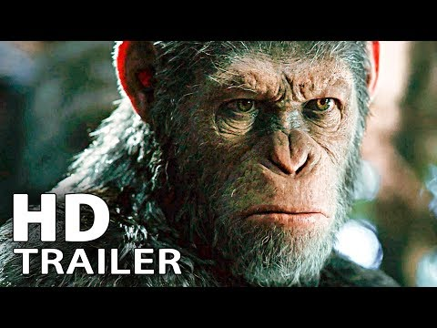 Thumbnail: WAR FOR THE PLANET OF THE APES - Trailer 2 (2017)
