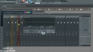 Sidechaining Like Lfo Tool With Serum Fx [Sancus] - Busy