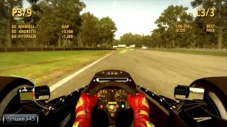 F1 2013 Gameplay (PC HD)