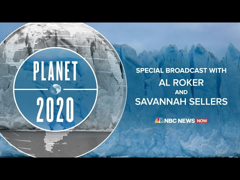 Planet 2020: Fires And Floods Force Climate Change To The Forefront | NBC News