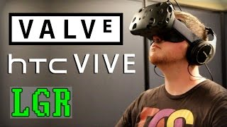 LGR - HTC Vive at PAX Prime 2015