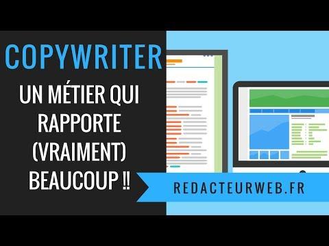 Concepteur rédacteur : un métier qui rapport (VRAIMENT) beaucoup !