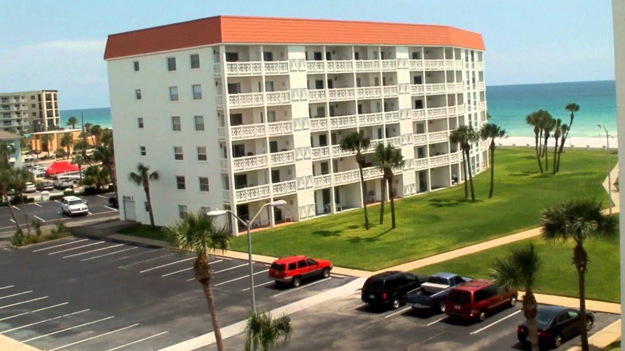 El Matador 259 - View from balcony - YouTube