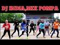 Dj India Mix Pompa Choreo By Kiran  Mp3 - Mp4 Download