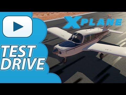 VFlyteAir PA140 Original | X-Plane 11 | Test Drive