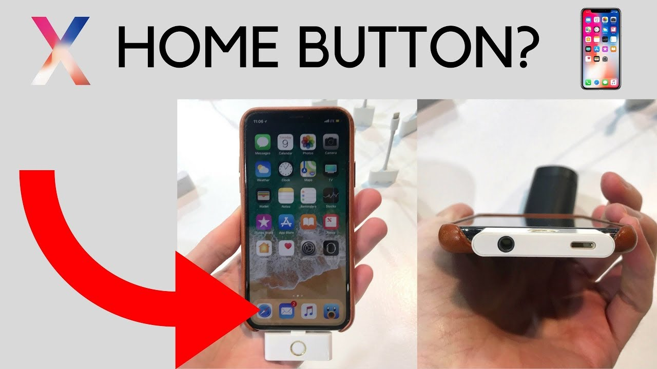 home button for iphone iphone x home button more ces 2018 tech 5301
