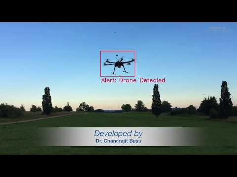 Vision Intelligence for Drone Detection