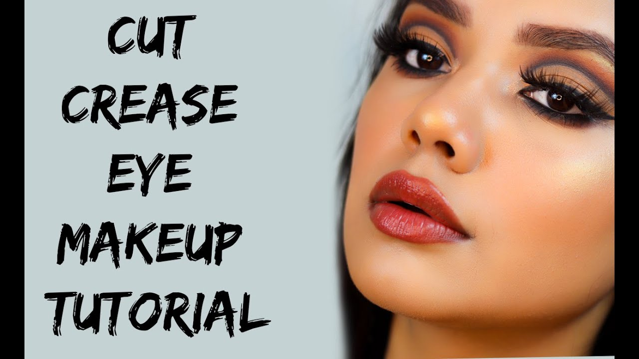 You Can't Miss This Easy Cut Crease Eye Makeup Tutorial | SUGAR Cosmetics | Simple Makeup Look