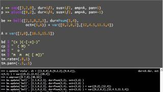 Live Coding Pop Music with Python and SuperCollider