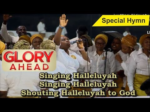 RCCG Special Hymn @ 2018 HOLY GHOST CONGRESS_ #Day1