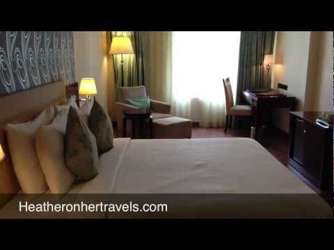 Mercure Abids Hotel in Hyderabad India - a modern, vegetarian only hotel
