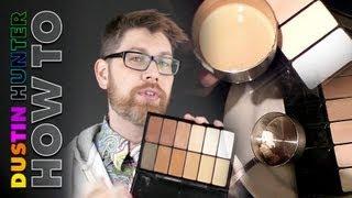 MAC DIY Custom Foundation/Concealer Palette: Video Tutorial