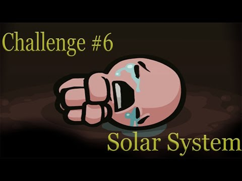 Let's Learn Isaac - Challenge #6 Solar System