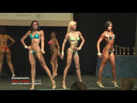 Bikini - Campionato Sud Italia di Body Building - Scafati - IPF