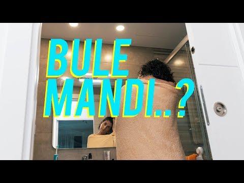 BULE MANDI | BULE JARANG MANDI?