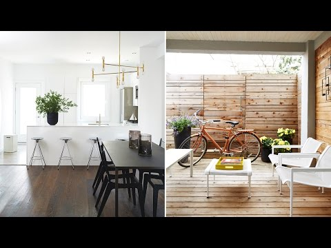 Interior Design – Luxe Modern Rowhouse