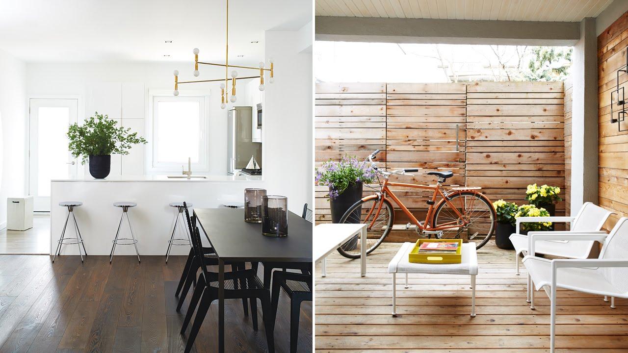 Interior Design – Luxe Modern Rowhouse YouTube