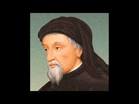 A Synthesizer Ode to Geoffrey Chaucer