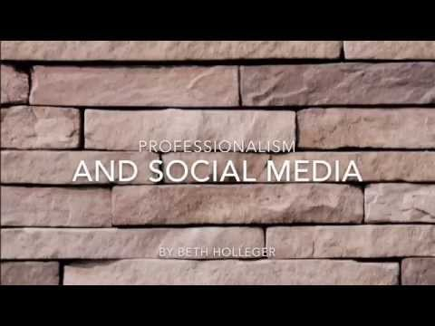 Professionalism And Social Media For Teachers