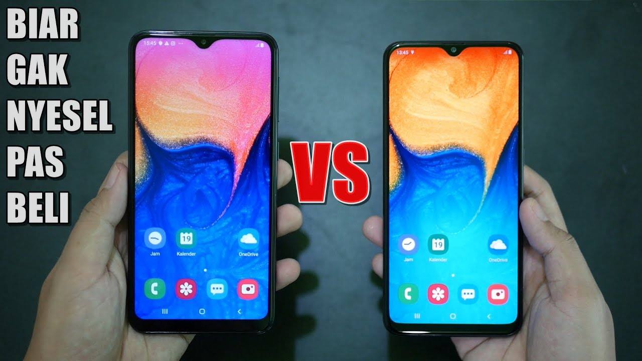 Review Perbedaan Samsung Galaxy M10 Vs Galaxy A10 Wajib Tau Sebelum Beli Youtube