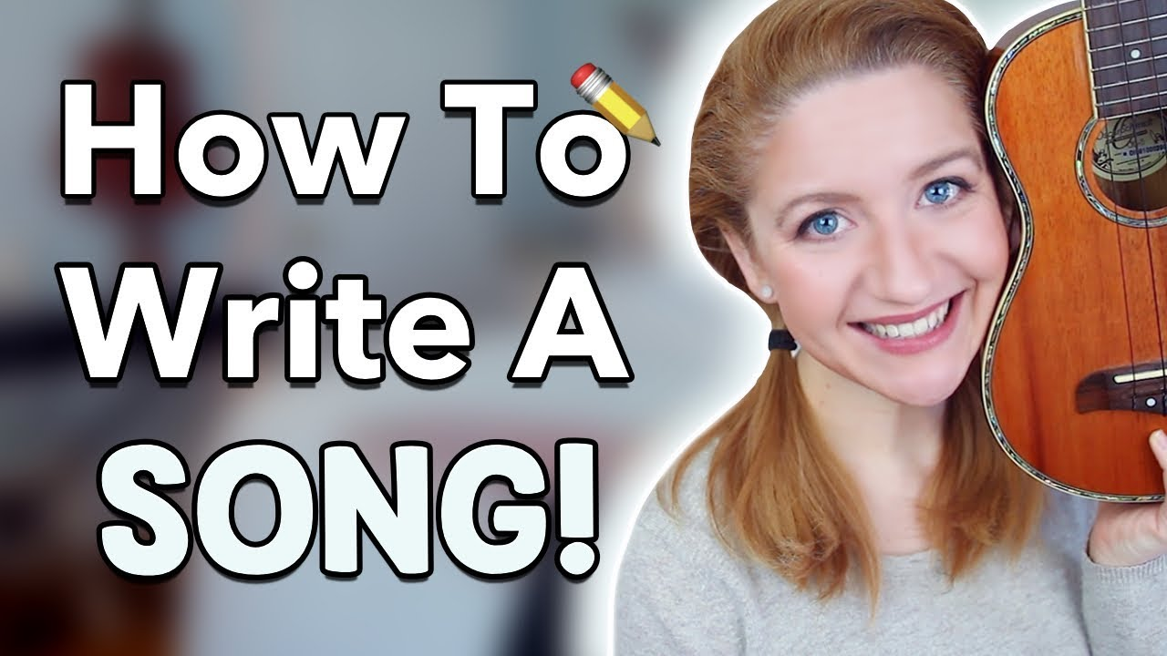 How To Write A Pop Song