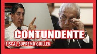 """""""CHÁVARRY ES UN OPERADOR POLÍTICO DEL FUJIMORISMO EN EL MINISTERIO PÚBLICO,"""" FISCAL #AvelinoGuillen"""