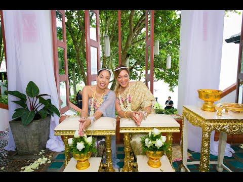 Same sex marriage ceremonies in Phuket, Thailand done by wedding planner Bespoke Experiences