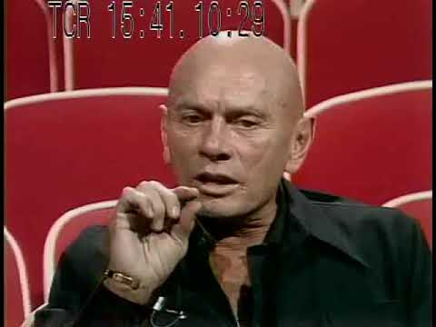 Yul Brynner  1981   The King and I