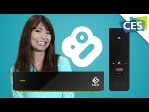 Save On Cable With The Boxee TV - CES 2013