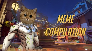 Overwatch - Meme Compilation | Cats