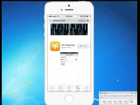 How to find Wireless password for already saved WiFi network using an iPhone | Tips & Tricks |