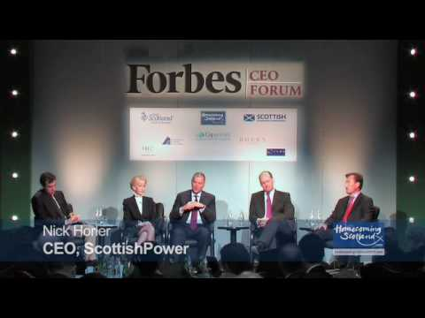 Forbes CEO Forum 2009 The Gleneagles Hotel