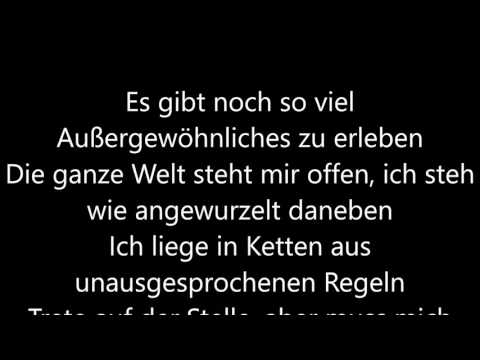 Tim Bendzko - Keine Maschine (Lyrics)