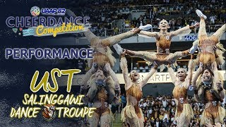 UST Salinggawi Dance Troupe Full Performance | UAAP 82 CDC