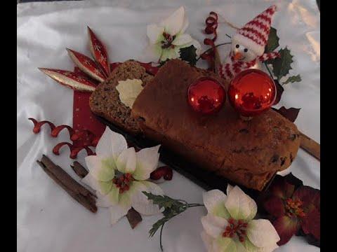 Kerstbrood (Surinaamse kerstbrood) Vegetarisch