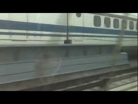 JR TOKAI (Central Japan Railway Company) : 700 Series Shinkansen