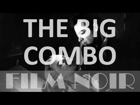The Big Combo (1955) [French, Spanish, German  & English subs, Full movie, Film Noir]
