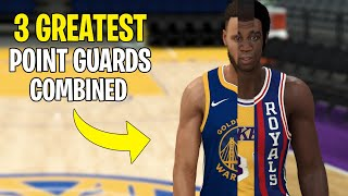 I Combined The 3 Greatest Point Guards Into One Player! | NBA 2K20