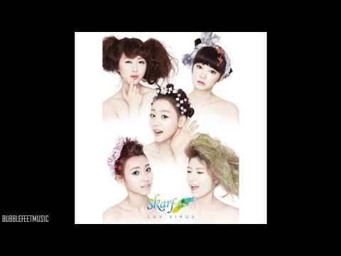 SKARF (스카프) - Bye Bye Bye [Mini Album - Luv Virus]