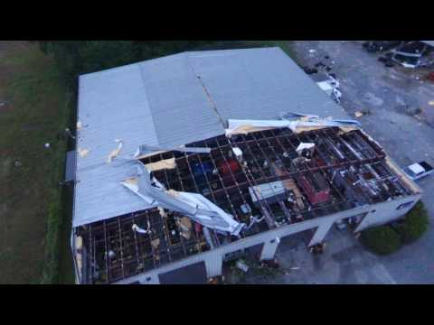A First Look At Storm Damage In Amelia Doovi