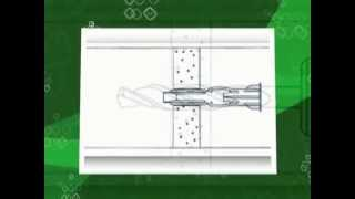 видео Крепление плинтуса к гипсокартону: секреты и особенности монтажа