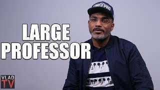 Large Professor on Growing Up in Queens, Rapping, DJ'ing & Producing, Forming Main Source (Part 1)