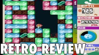 Mr. Driller (PS1) - Retro Review