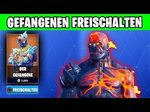 ENDLICH Schneefall Skin FREISCHALTEN 🎁 | Fortnite Season 7 Woche 9 Deutsch